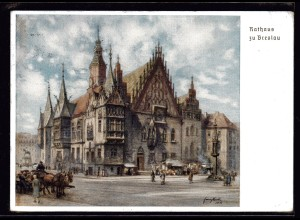 DR, Privatganzsache PP127 C 30/03 (Breslau Rathaus)