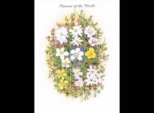 Blumen Block Tansania (Flowers of the World)