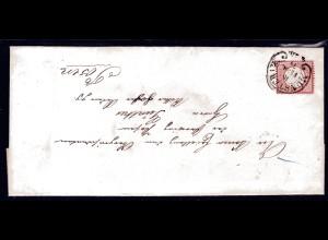 Hufeisen-St Munster 28 auf DR. Mi.-Nr. 19