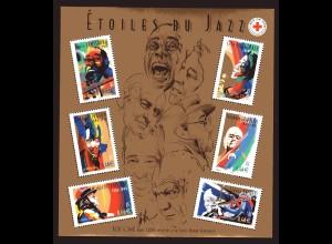 Stars des Jazz, Block, Frankreich
