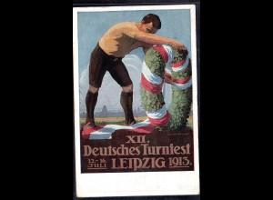 XII. Deutsches Turnfest 12.-16. Juli Leipzig 1913
