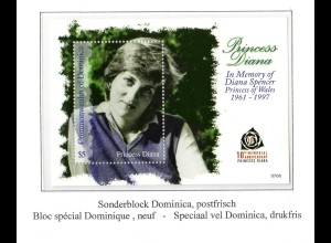 Dominica Block Princess Diana