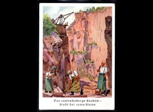 DR., Privatganzsache PP 129 F3, 1000jähriges Rochlitz