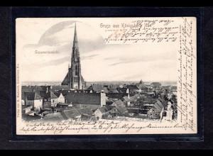 Fotokarte Königsberg / Neumarki