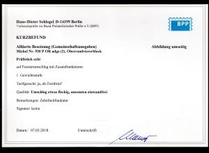 All. Besetz.,Gem-Ausgab.,Fern-Brief mit10-fach-Fra. Mi.-Nr.930 POR ndgz(2)