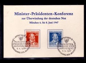 "Gemeinschaftausgaben, Ereigniskarte ""Minister-Präsidenten-Konferenz"""
