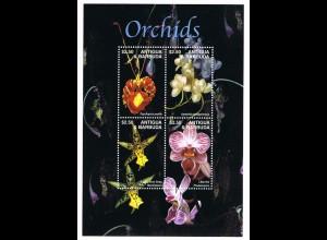Antigua/Barbuda Orchideen