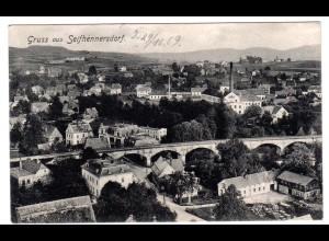 Seifhennersdoerf, Panorama 1909