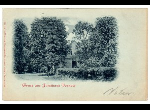 """Tornow / """"Gruss aus Forsthaus ..."""""""