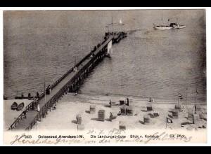 Arendsee / Lsndungsbrücke