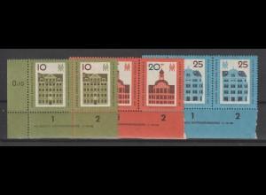 DDR, Frühjahrsmesse 62 mit DV, postfrisch