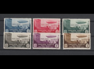 Ägäische Inseln: Zeppelin-Satz ** (MNH)