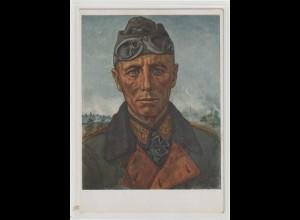 Willrich-Karte: General Rommel
