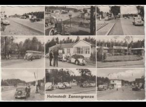 Helmstedt - Zonengrenze (50er Jahre)