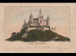 Burg Hohenzollern - Hechingen