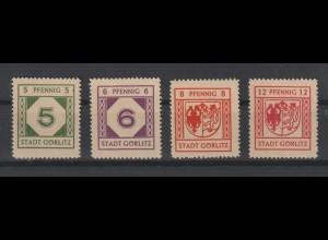 Görlitz 5 - 8x, ** (MNH)