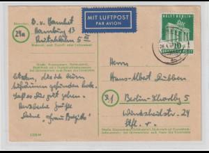 """BAZ: """"Helft Berlin!"""" auf portorichtiger Fernkarte"""