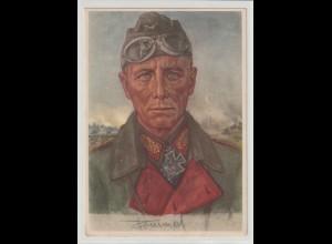 Willrich-Karte: Generalmajor Rommel