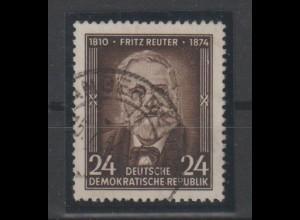 DDR-Plattenfehler: 430 YII (F. Reuter) PF I; gest., Befund Mayer