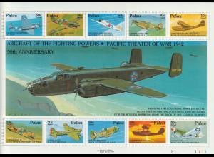 Palau: Flugzeuge im 2. Weltkrieg; Kleinbogen