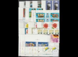 DDR Druckvermerke: Lot aus dem Jahrgang 1979