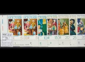 DDR Druckvermerke: Mon Plaisir (1974)