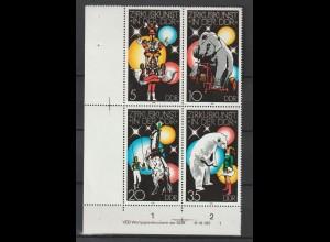 DDR Druckvermerke: Zirkuskunst I (1978)