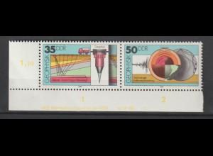DDR Druckvermerke: Geophysik (1980)