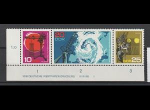 DDR Druckvermerke: Meteorologie (1966)