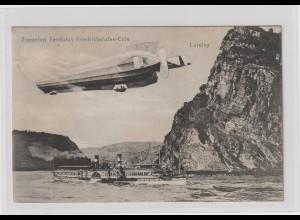 Auguste Victoria - Fernfahrt nach Cöln