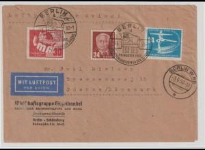 DDR Pieck (I) 24 Pfennig auf FDC; Befund Mayer
