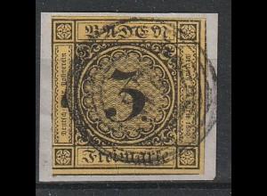 Baden Nr. 2a; gepr. Stegmüller
