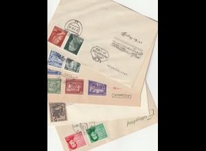 DDR-FDC: 20 Stück, nur 50er-Jahre zum Schnäppchenpreis