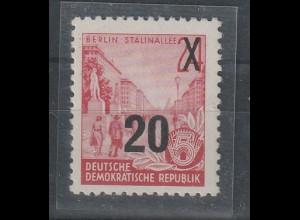 """DDR: """"Urdruckmarke"""".**, Attest Mayer"""