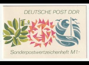 DDR SMHD 3a, einwandfrei ungebraucht