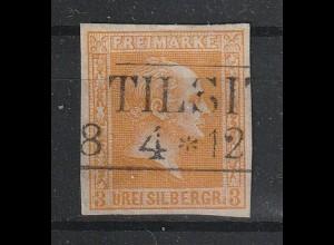 Preußen Nr. 12a, bestgepr. Kastaun