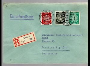 Einschreiben-Eilboten Leipzig C1 Leninstr 16