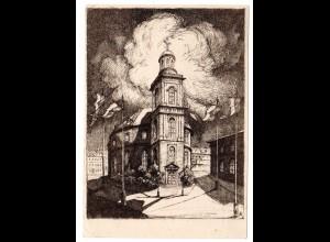Ereigniskarte: Paulskirche Frtankfurt 1948