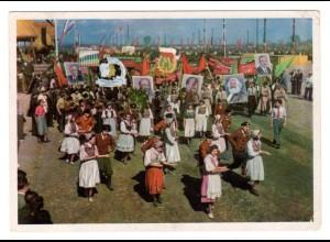 Ereigniskarte: Friedensdemo der polnischen Jugend
