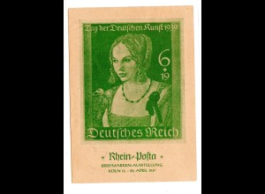 Ereigniskarte: Rheinposta 1947