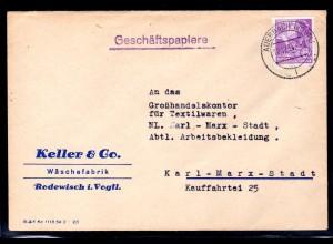 DDR, EF. Mi.-Nr. 411
