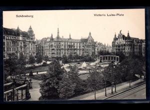 Fotokarte Berlin Schöneberg, Victoria Luise-Platz