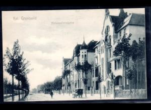 Fotokarte Berlin Kol. Grunewald, Hohenzollerdamm