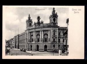 Fotokarte Berlin, Reichspostamt