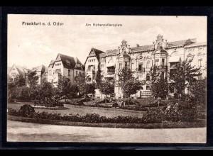 Frankfurt a. d. Oder am Hohenzollernplatz