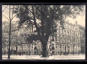 Berlin -W. Fransiskus-Sanatorium, Burggrafenstr 1.