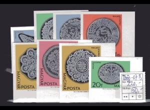 Ungarn, Mi.-Nr. 2000-07 B, postfrisch.