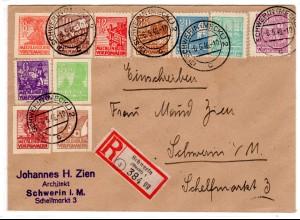 Fern-R-satzbrief Mi. 300€ .